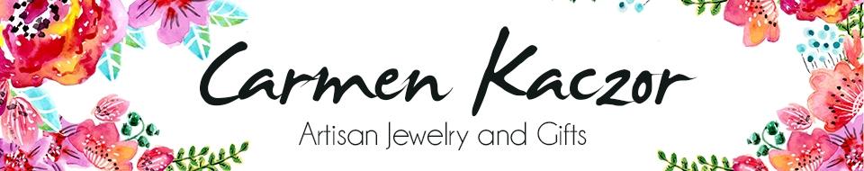Carmen Kaczor Artisan Jewelry & Gifts Banner